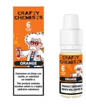 Crafty Chemists Orange e liquid