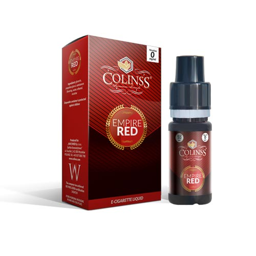 Empire Red Colinss e liquid